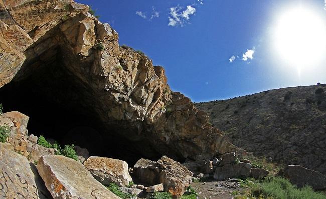 غار بزنگان
