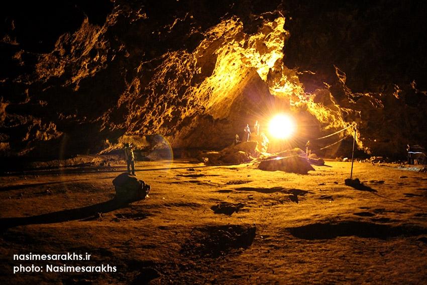 غار مزداوند