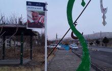 نامگذاری خیابان ورودی شهر مزداوند به نام سپهبد شهید حاج قاسم سلیمانی